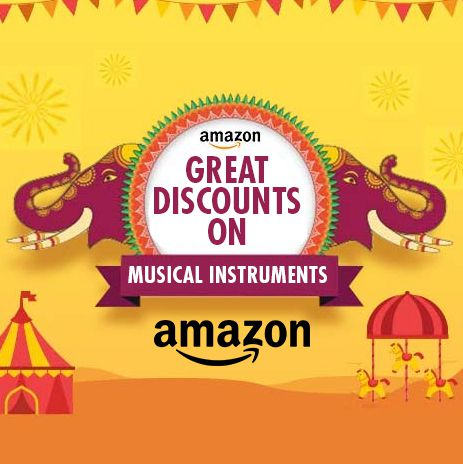 Amazon Deals on musical instrument