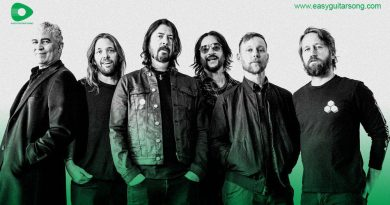 foo fighters waiting on a war guitar chords