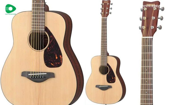 Yamaha JR2 Acoustic Guitar Review